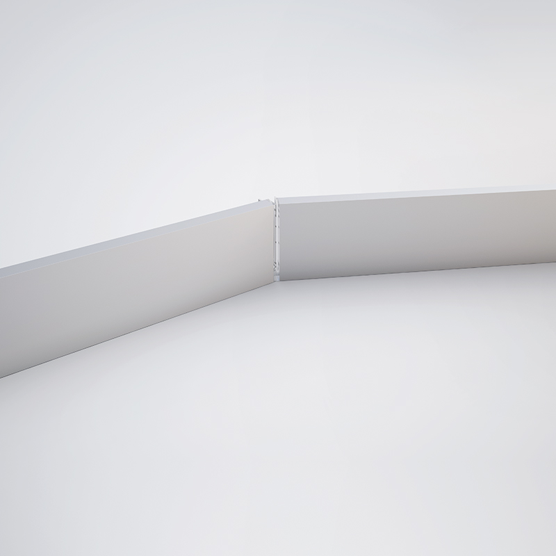 Nodo by Letroh – 6 5/16 + 6 5/16″ x 2 7/16″ ,  offers LED lighting solutions | Zaneen Architectural