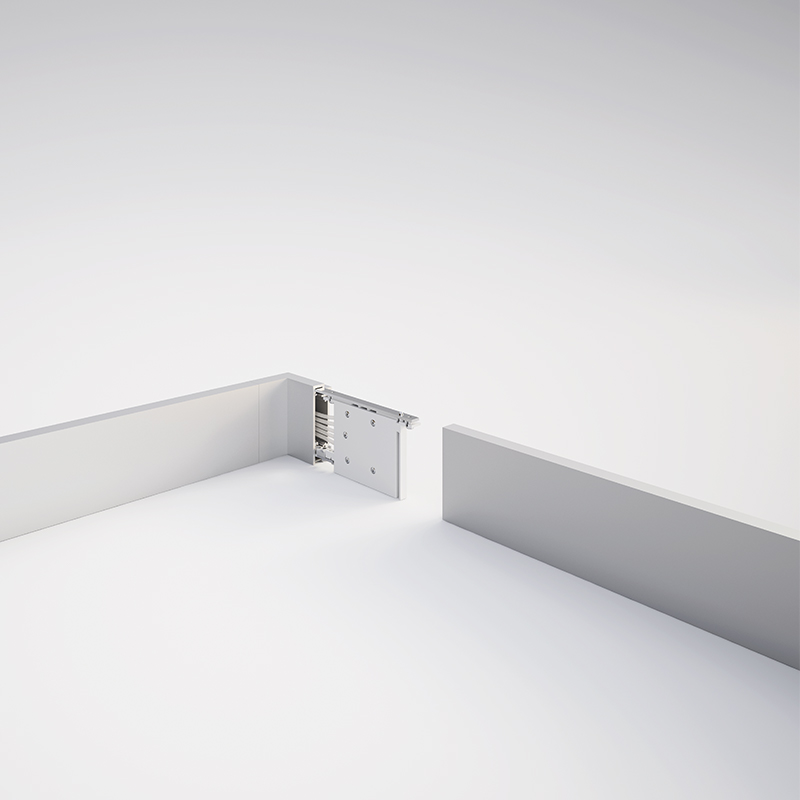 Nodo by Letroh – 5 7/8 + 5 7/8″ x 2 7/16″ ,  offers LED lighting solutions | Zaneen Architectural