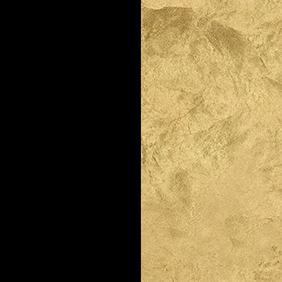 BGL - Black/Gold Leaf