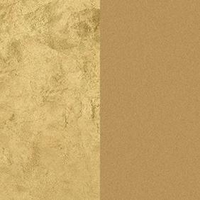 GBG - Gold Leaf/Brushed Gold