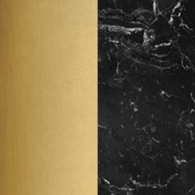 BRA_BLM - Brass and  Black Marble