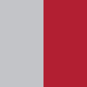 BSS_RED - Polished Stainsteel Steel and Red
