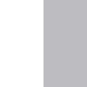 WAM - White/Aluminium