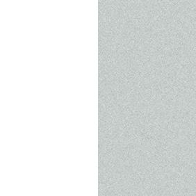 WHC - White/Chrome