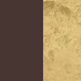 CHO_GLF - Chocolate and Gold Leaf