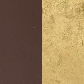 CGL - Chocolate/Gold Leaf