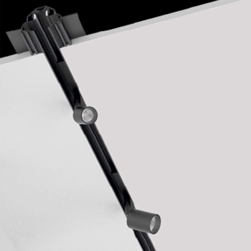 Clicktrack by Prolicht –  Trimless, Modular offers LED lighting solutions | Zaneen Architectural