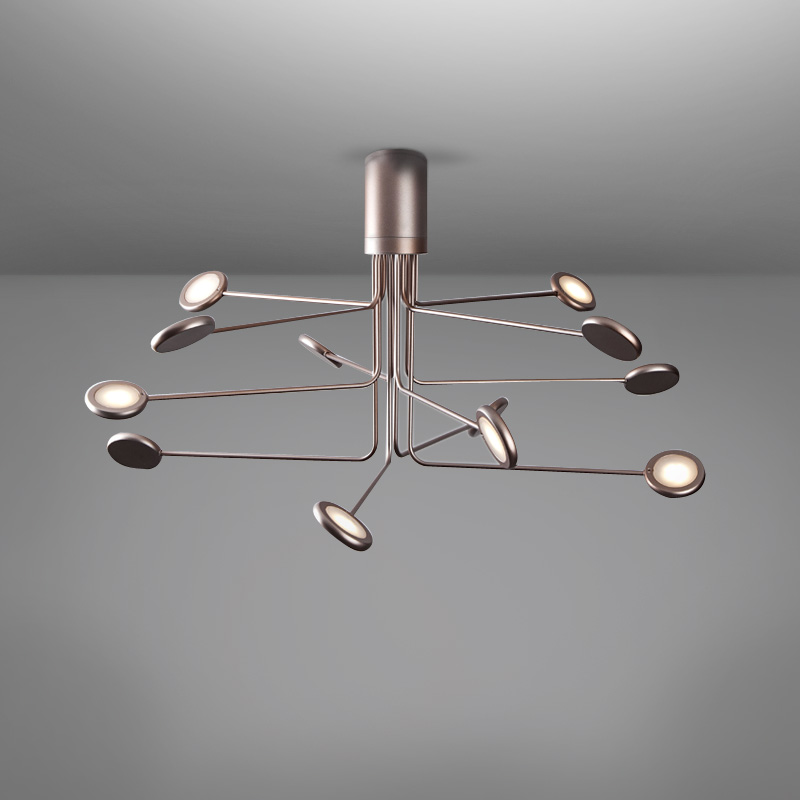 Arbor by Icone – 27  9/16″ x 12 5/8″ Surface, Up/Down Light offers quality European interior lighting design   Zaneen Design