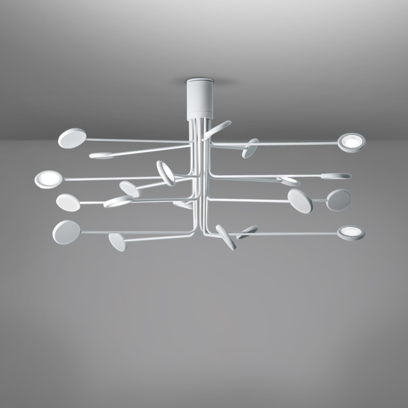 Arbor by Icone – 38  9/16″ x 12 5/8″ Surface, Up/Down Light offers quality European interior lighting design   Zaneen Design