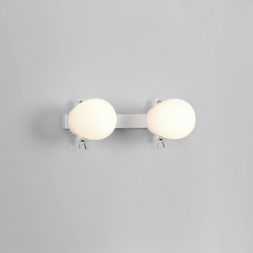 Bano by Milan – 11 1/4″ x 3 3/8″ Surface, Ambient offers quality European interior lighting design | Zaneen Design