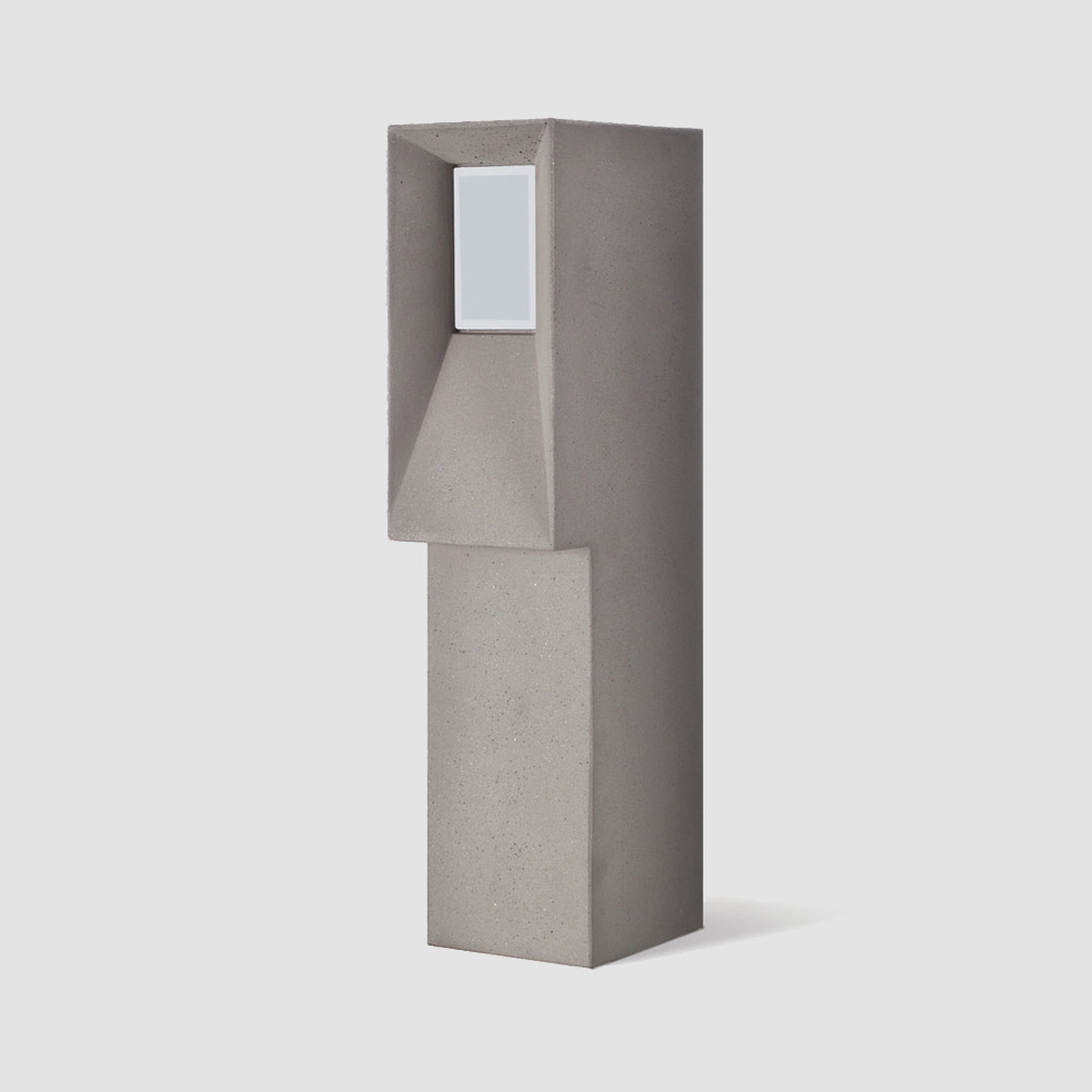 Block by Platek – 7 1/16″ x 19 11/16″ Post, Bollard offers high performance and quality material   Zaneen Exterior