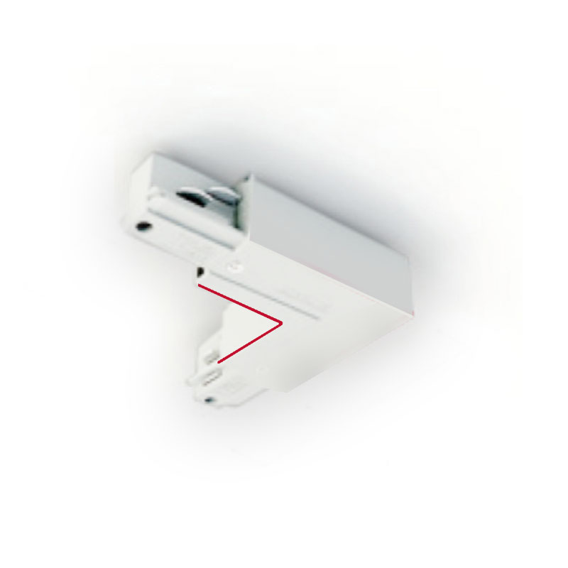 by Mizar – 3 1/16″ x 1 1/4″ Track,  offers quality European interior lighting design | Zaneen Design
