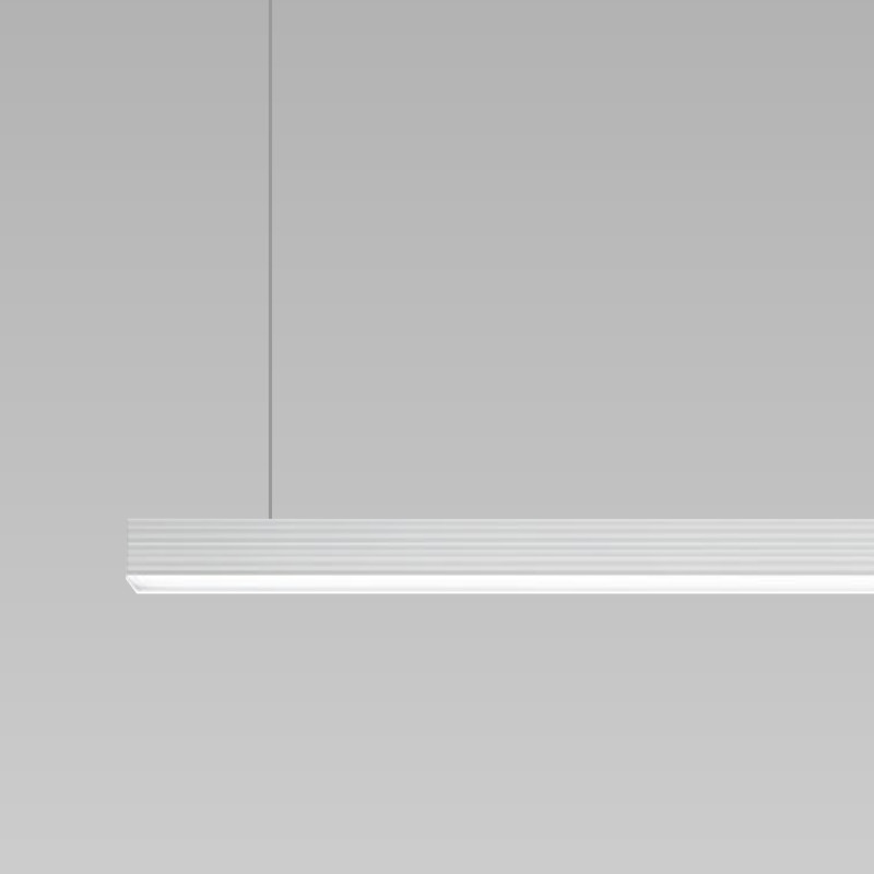 Brooklyn by Panzeri – 59 13/16″ x 1 3/8″ Suspension, Profile offers LED lighting solutions | Zaneen Architectural