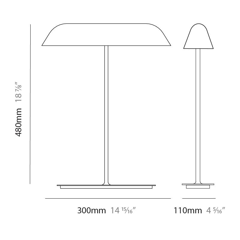 Butterfly by Fambuena – 14 15/16″ x 18 7/8″ Portable, Task offers quality European interior lighting design | Zaneen Design / Line art