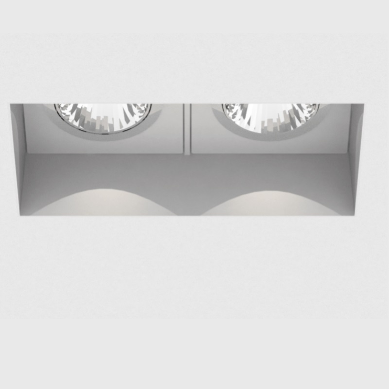 Dice by Prolicht – 5 1/2″ x 4 5/16″ Trimless, Downlight offers LED lighting solutions | Zaneen Architectural