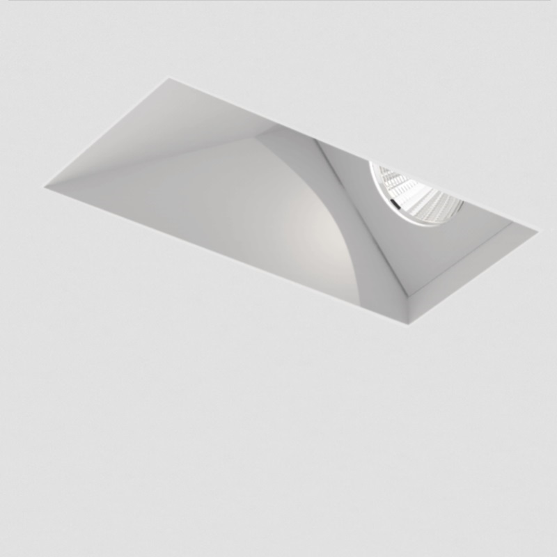 Dice by Prolicht – 5 1/2″ x 3 15/16″ Trimless, Downlight offers LED lighting solutions | Zaneen Architectural
