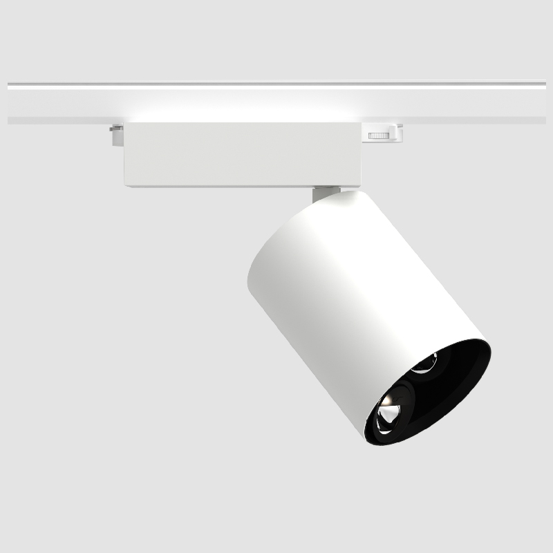 Centriq by Prolicht – 4 15/16″9 1/4″ x 6 1/2″ Track, Spots offers LED lighting solutions | Zaneen Architectural