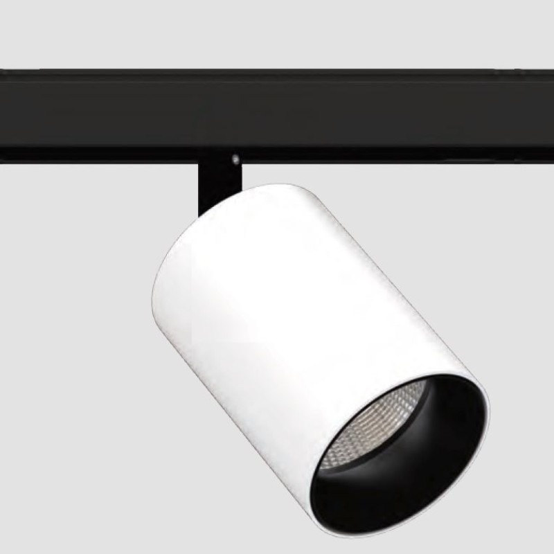 Centriq by Prolicht – 2 3/16″6 11/16″ x 4 7/16″ Track, Spots offers LED lighting solutions | Zaneen Architectural