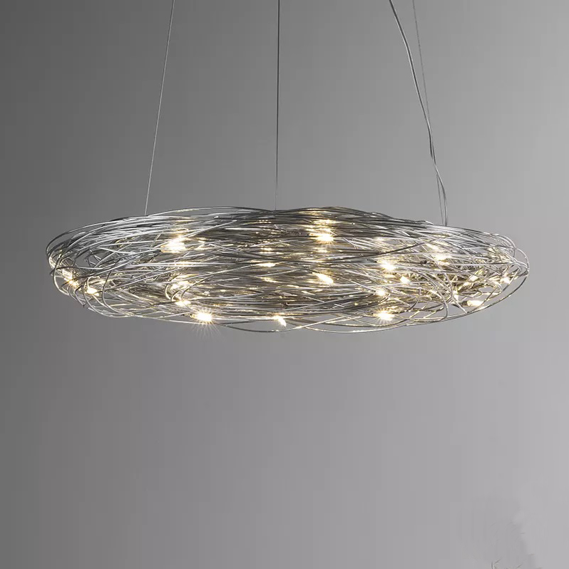 Confusione by Knikerboker – 16 11/16″ Surface, Ambient offers quality European interior lighting design | Zaneen Design
