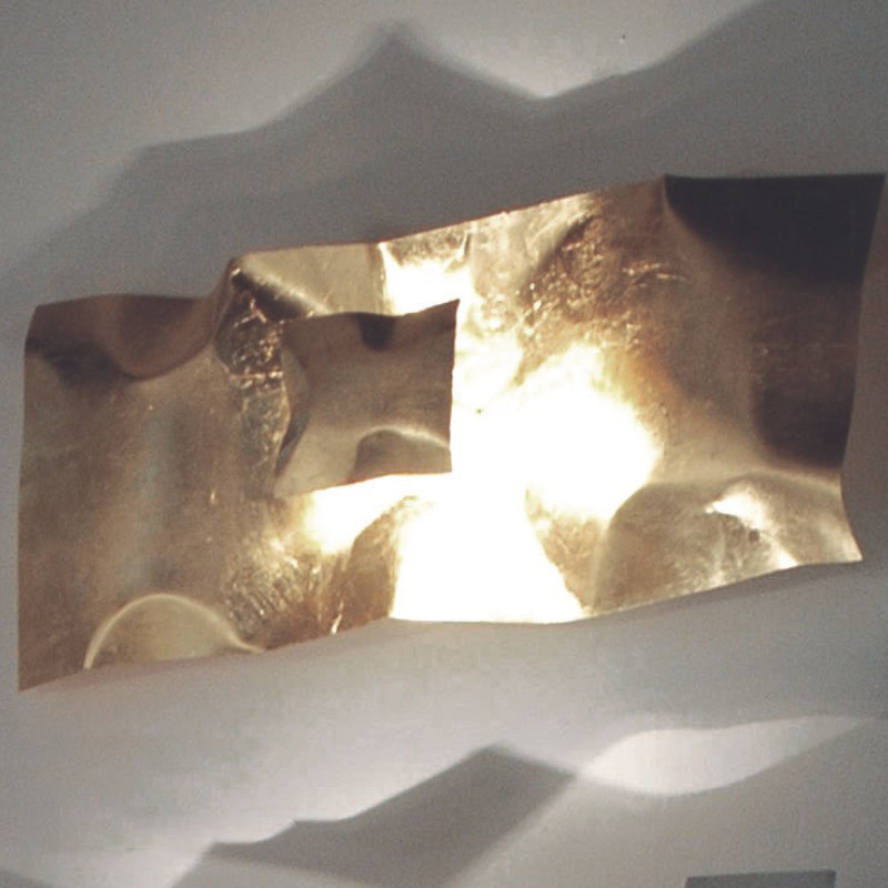Crash by Knikerboker – 39 3/8″ x 39 3/8″ Surface, Ambient offers quality European interior lighting design | Zaneen Design