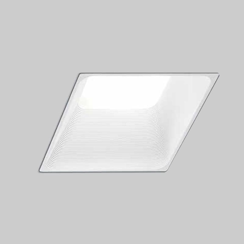 Darma by Icone – 3 15/16″ x 3 1/8″ Recessed, Downlight offers quality European interior lighting design | Zaneen Design
