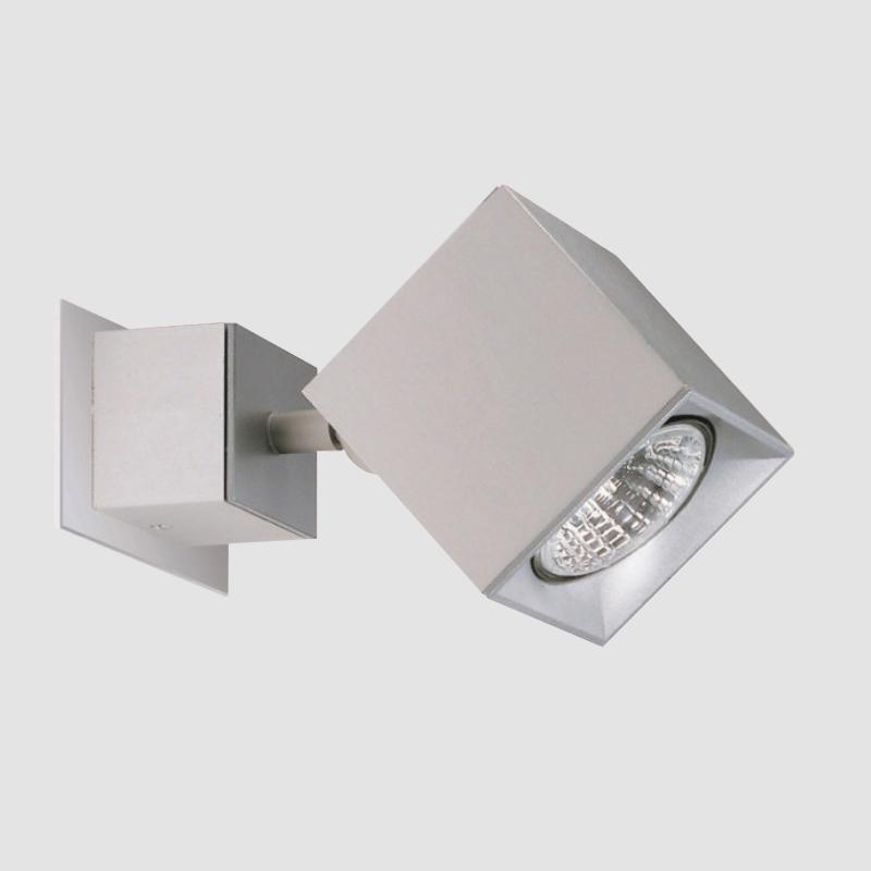 Dau by Milan – 3 1/8″ x 3 1/8″ Surface, Spots offers quality European interior lighting design | Zaneen Design