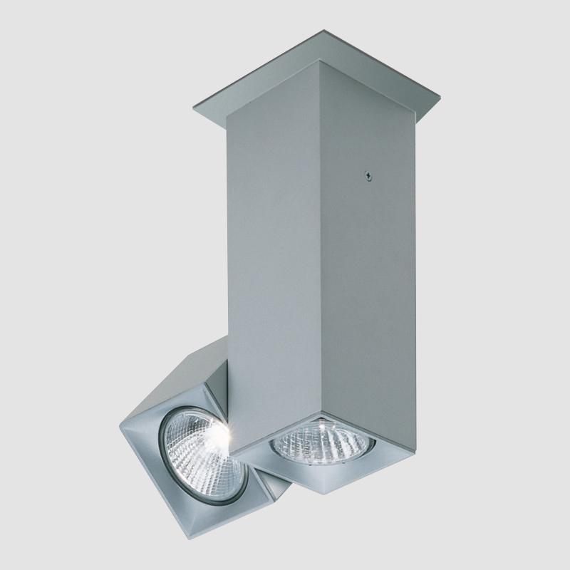 Dau by Milan – 6 3/8″ x 8″ Surface, Downlight offers quality European interior lighting design | Zaneen Design