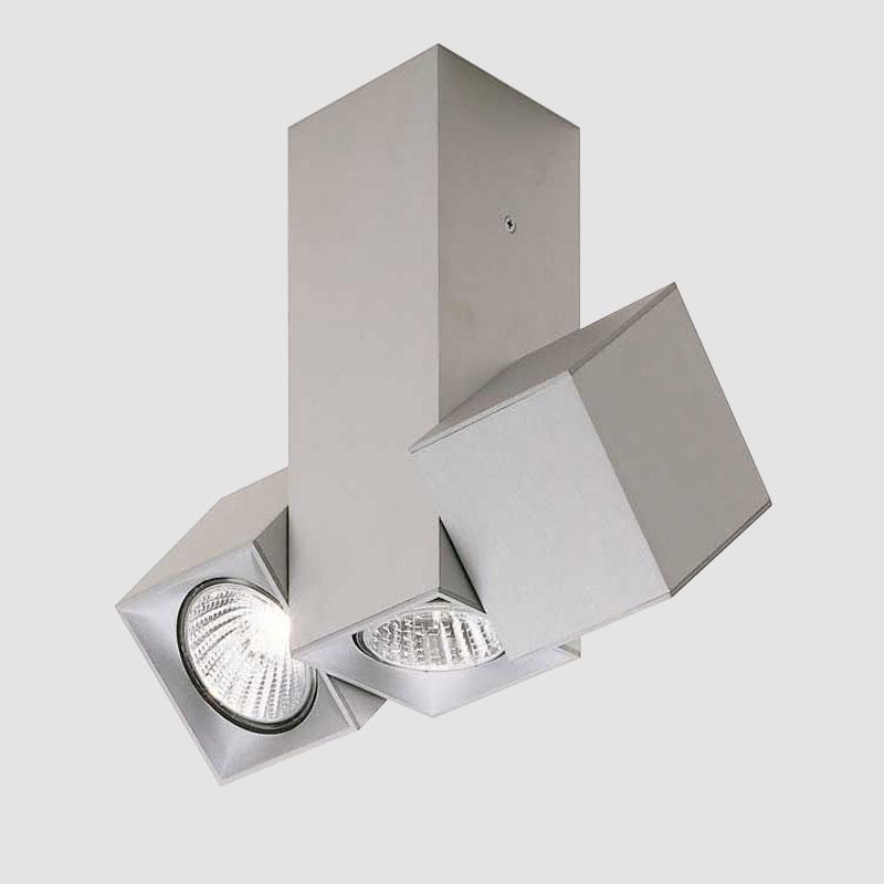 Dau by Milan – 9 1/2″ x 8″ Surface, Downlight offers quality European interior lighting design | Zaneen Design