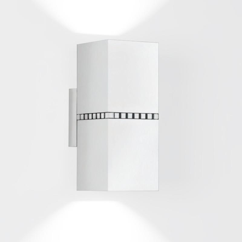 Dau by Milan – 3 1/8″ x 7 7/8″ Surface, Up/Down Light offers quality European interior lighting design | Zaneen Design