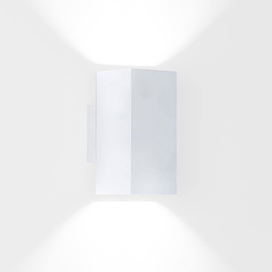Dau by Milan – 3 1/6″ x 6 11/16″ Surface, Up/Down Light offers quality European interior lighting design | Zaneen Design