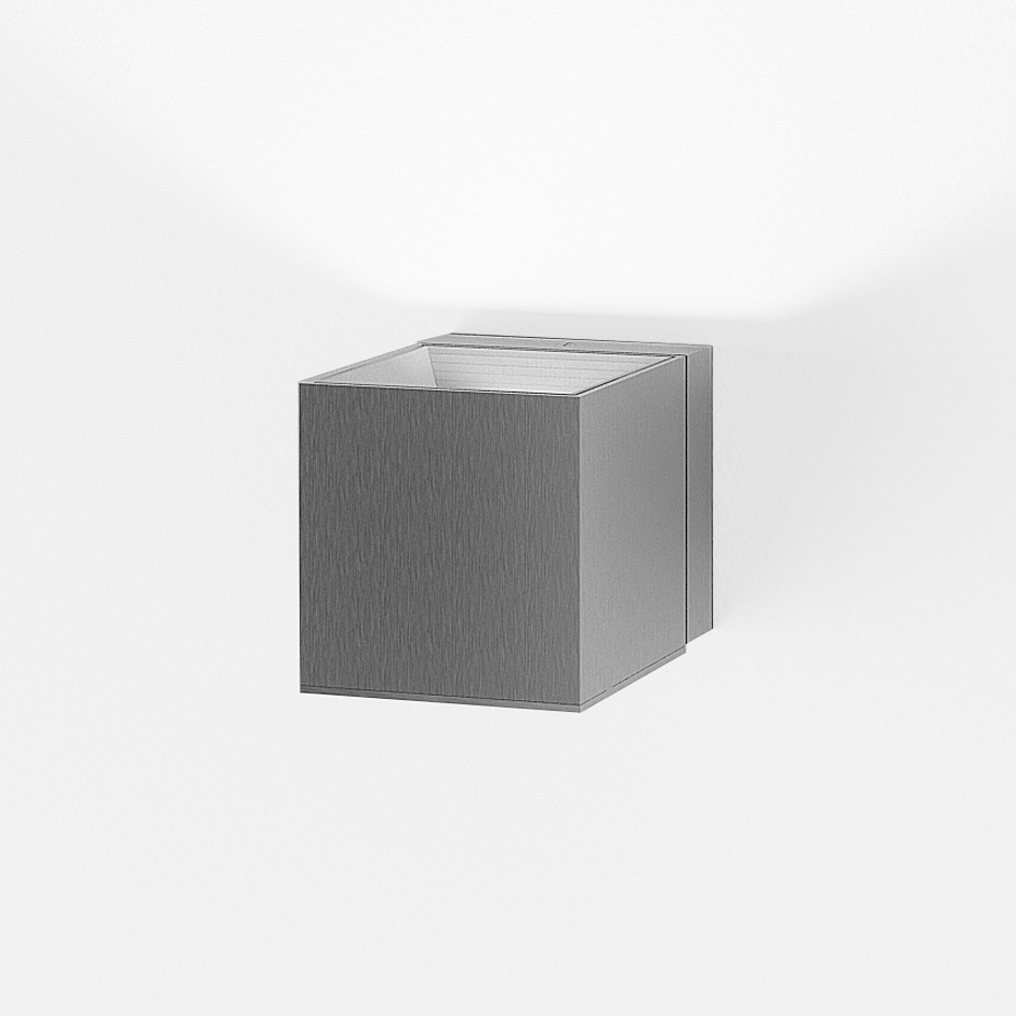 Dau by Milan – 3 1/8″ x 3 1/8″ Surface, Downlight offers quality European interior lighting design | Zaneen Design
