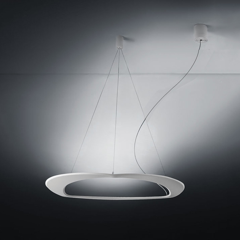 Diadema by Icone – 27 9/16″ x 78 3/4″ Suspension, Pendant offers quality European interior lighting design | Zaneen Design
