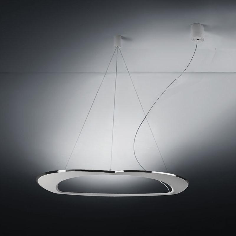 Diadema by Icone – 35 7/16″ x 78 3/4″ Suspension, Pendant offers quality European interior lighting design | Zaneen Design
