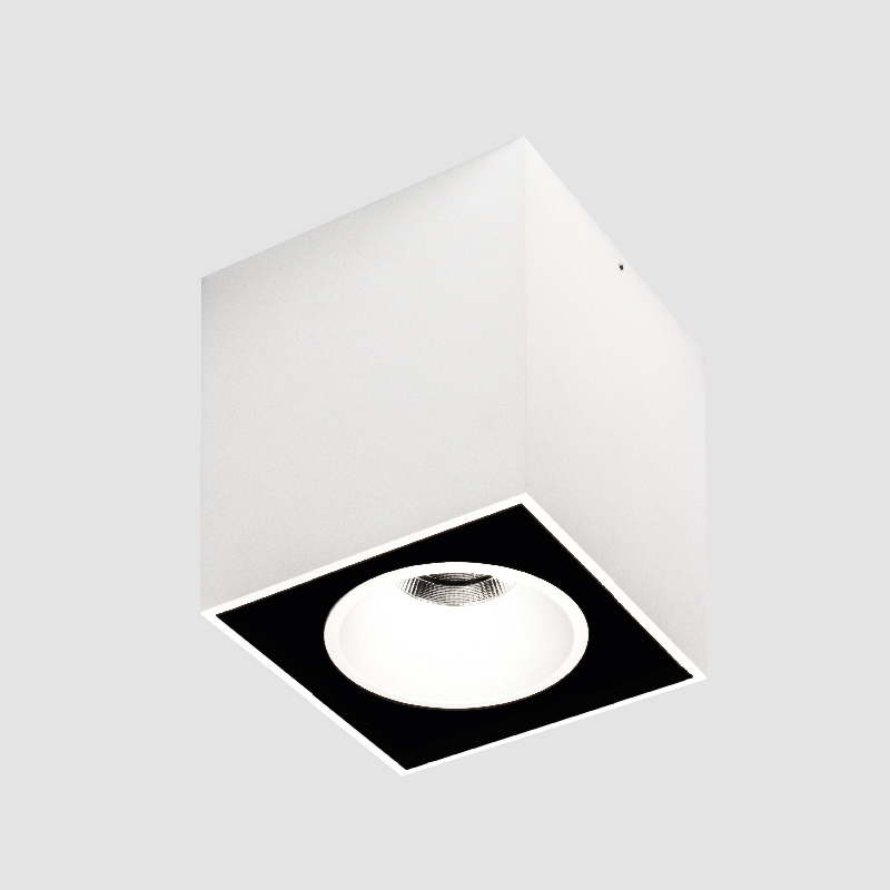 Dice by Prolicht – 4 3/4″ x 5 7/8″ Surface, Ambient offers LED lighting solutions | Zaneen Architectural