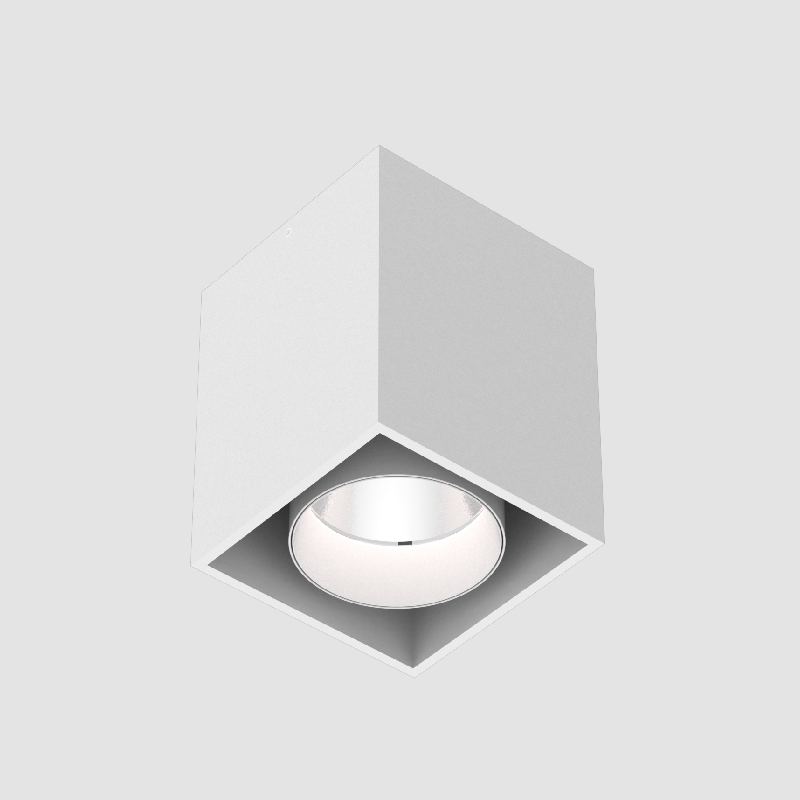 Dice by Prolicht – 3 15/16″ x 4 15/16″ Surface, Ambient offers LED lighting solutions | Zaneen Architectural