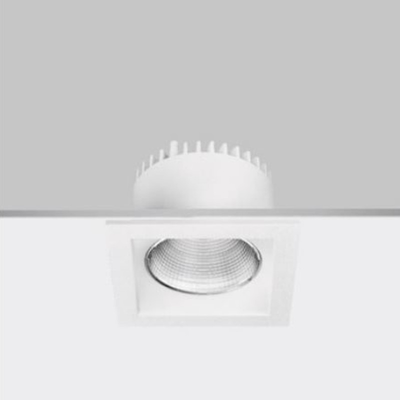 Dixit by Aria / Ivela – 4 5/8″ x 2 7/8″ Recessed, Downlight offers LED lighting solutions | Zaneen Architectural