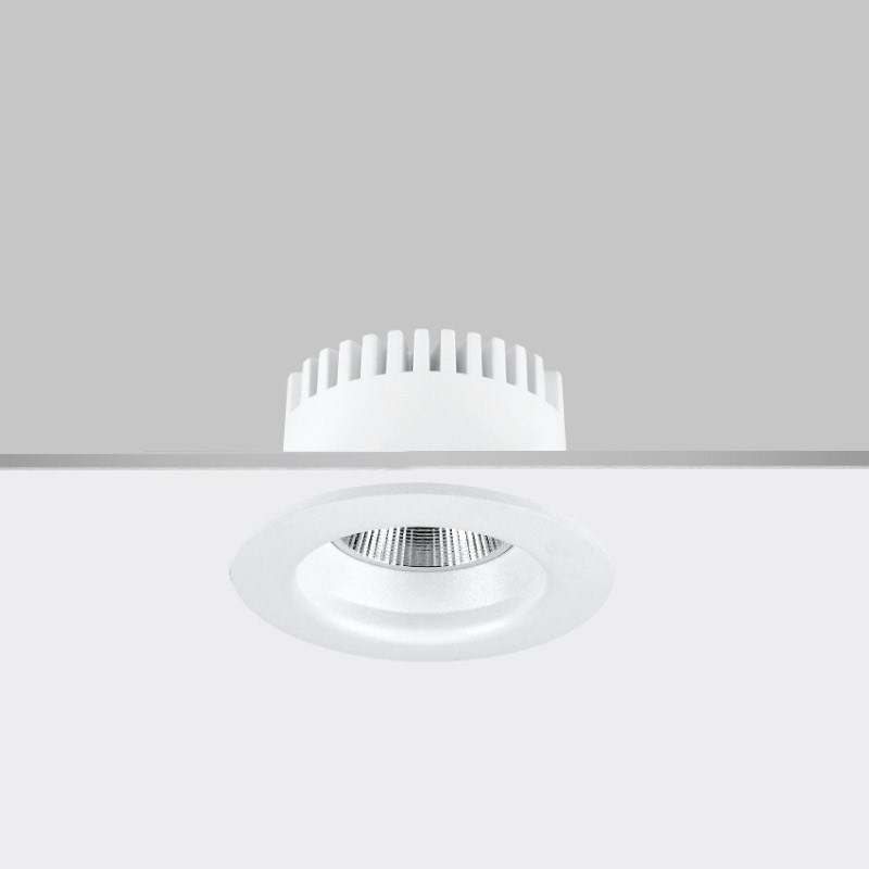 Dixit by Aria / Ivela – 3 1/8″ x 2 15/16″ Recessed, Downlight offers LED lighting solutions | Zaneen Architectural