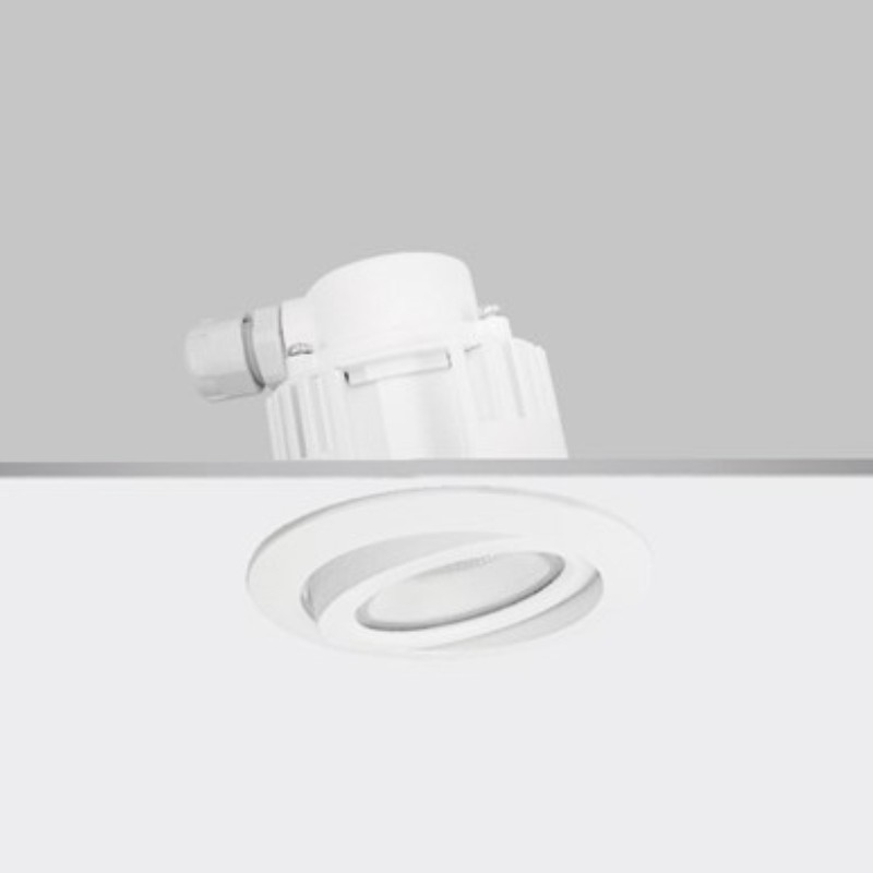 Dixit by Aria / Ivela – 3 3/4″ x 3 1/2″ Recessed, Downlight offers high performance and quality material | Zaneen Exterior