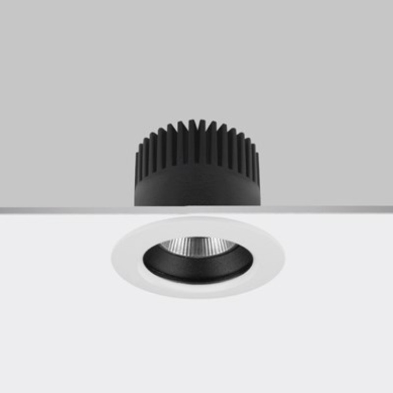 Dixit by Aria / Ivela – 3 1/8″ x 3 3/16″ Recessed, Downlight offers high performance and quality material | Zaneen Exterior