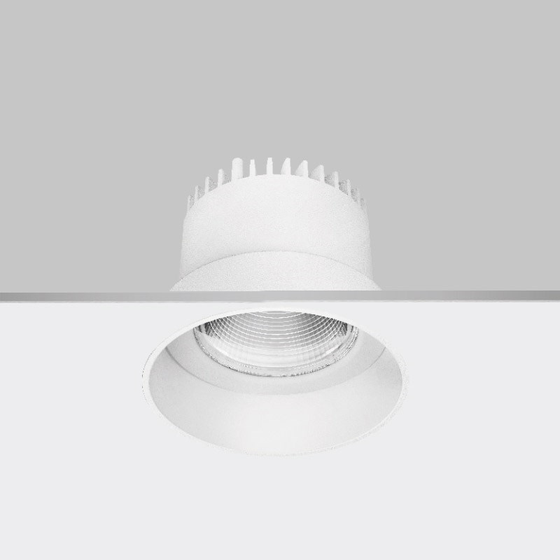 Dixit by Aria / Ivela – 4 15/16″ x 4 1/8″ Recessed, Downlight offers LED lighting solutions | Zaneen Architectural