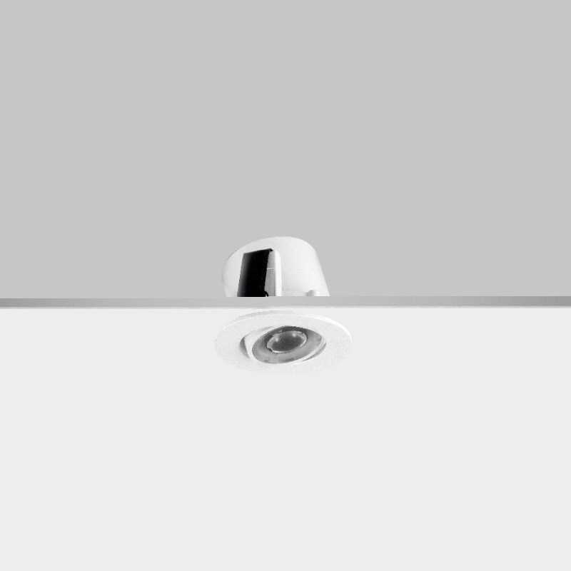 Dixit by Aria / Ivela – 1 15/16″ x 1 5/16″ Recessed, Downlight offers high performance and quality material | Zaneen Exterior