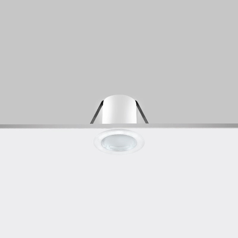 Dixit by Aria / Ivela – 1 5/8″ x 1 3/4″ Recessed, Downlight offers high performance and quality material | Zaneen Exterior