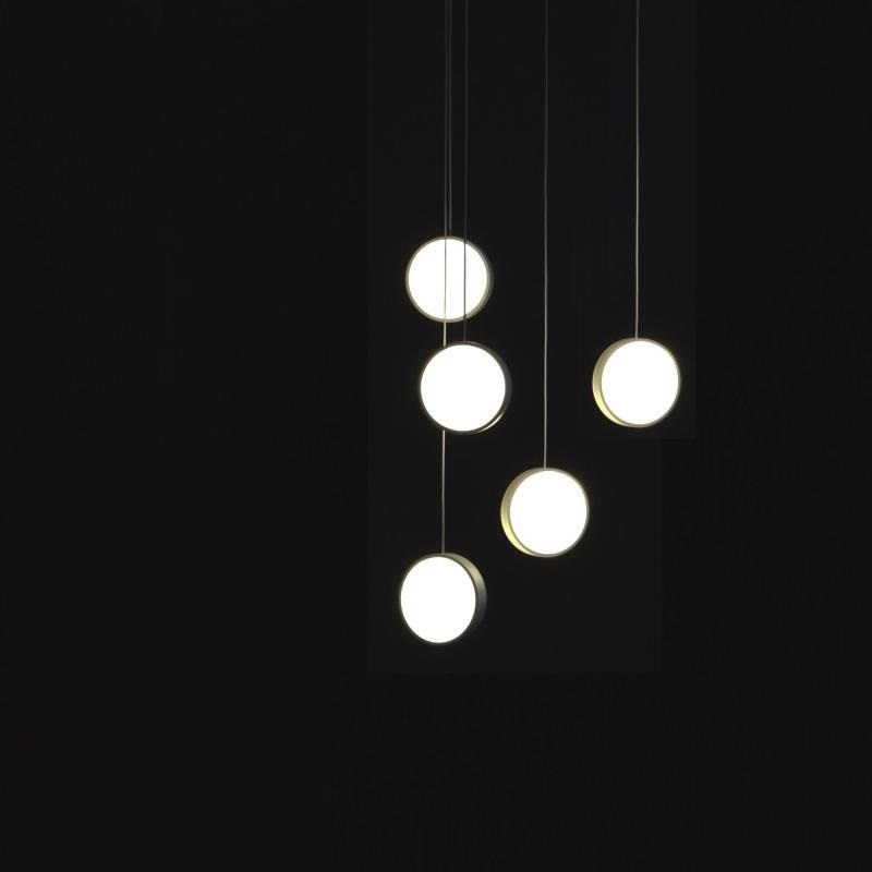 Do Not Disturb by Knikerboker – 9 5/8″ x 59 1/16″ Suspension, Ambient offers quality European interior lighting design   Zaneen Design