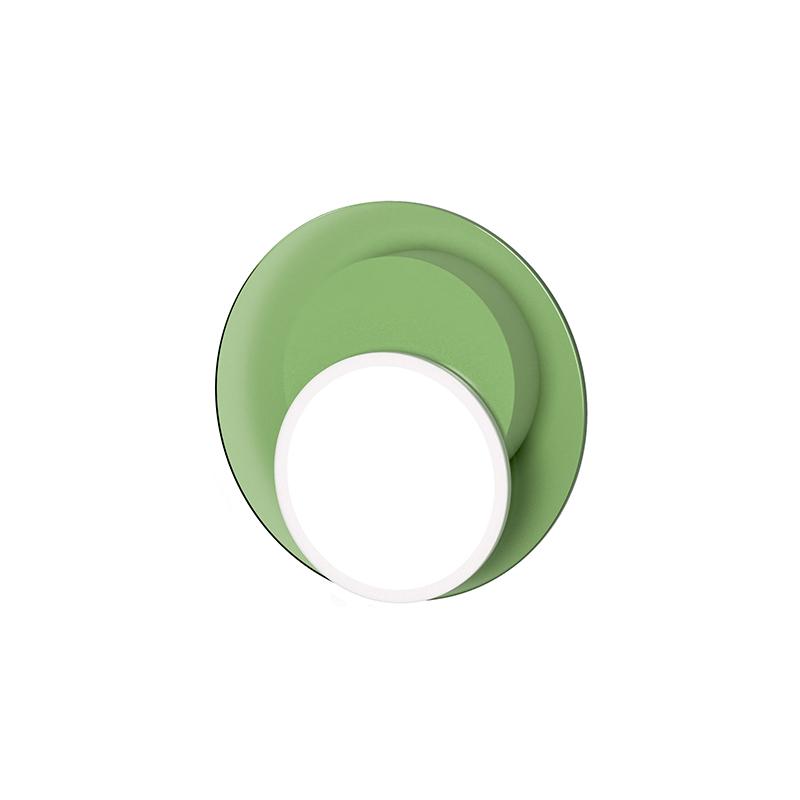 Dot by Tunto – 6 3/4″ x 6 3/4″ Surface, Profile offers quality European interior lighting design | Zaneen Design