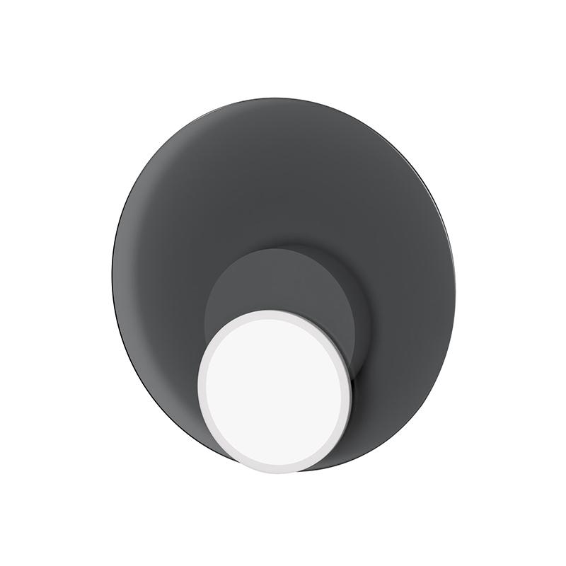 Dot by Tunto – 9 13/16″ x 9 13/16″ Surface, Profile offers quality European interior lighting design | Zaneen Design