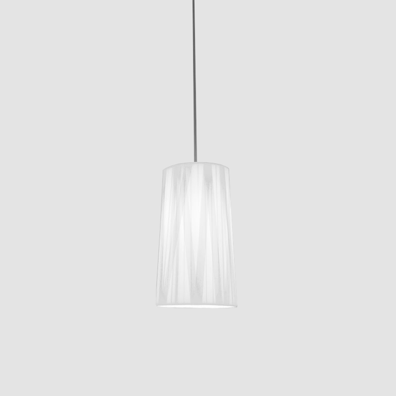 Dress by Fambuena – 10 1/4″ x 17 11/16″ Suspension, Pendant offers quality European interior lighting design | Zaneen Design