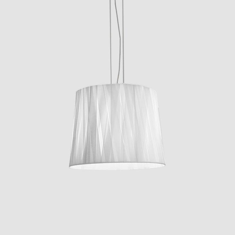 Dress by Fambuena – 17 11/16″ x 13 3/8″ Suspension, Pendant offers quality European interior lighting design | Zaneen Design