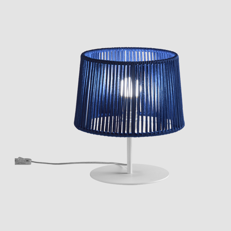 Drum by Ole – 11 13/16″ x 13 3/8″ Portable, Ambient offers quality European interior lighting design | Zaneen Design