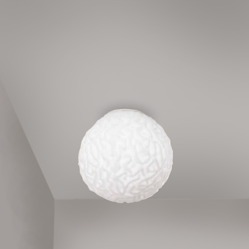 Emisfero by Icone – 13″ x 13″ Surface, Ambient offers quality European interior lighting design | Zaneen Design