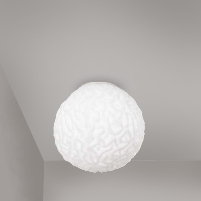Emisfero by Icone – 18 7/8″ x 18 7/8″ Surface, Ambient offers quality European interior lighting design | Zaneen Design
